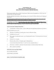 Hyrekontrakt - WebKontrol V.5 | Bakuri A/S