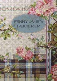 Se vores aktuelle menukort – Klik her - Penny Lane Café