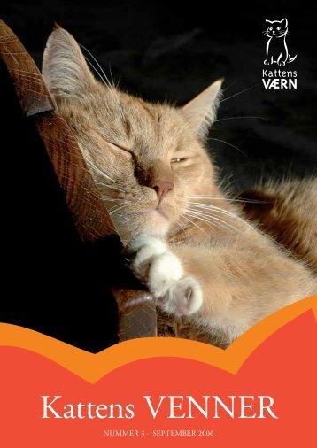 Kattens Venner Nr. 3 - Kattens Værn