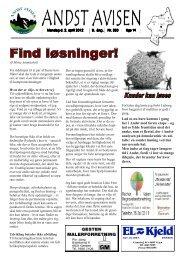 Andst Avisen uge 14 2012