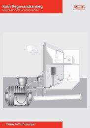 Regnvandssystem, planlægning og projektering - Roth