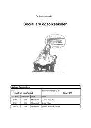 Social arv (545kb pdf)