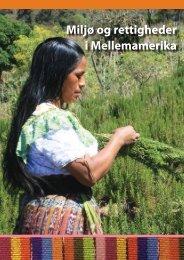 Miljø og rettigheder i Mellemamerika - dinamarca.org.gt-DANIDA EN ...