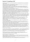 Resultater fra hoppekåringen 2009 - Trakehner Avlsforbundet i - Page 7