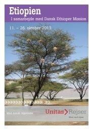 Print program - Unitas Rejser