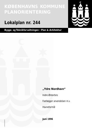 LP 244 - Ydre Nordhavn