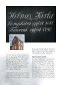 klik her for at læse den flotte nye folder om kirkens ... - Helnæs Kirke - Page 4