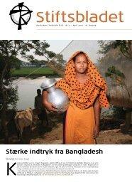 Stærke indtryk fra Bangladesh - Roskilde Stift