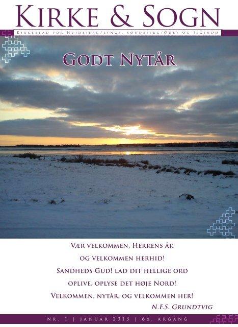 Kirkebladet jan. 2013 - Søndbjerg & Odby kirker