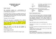 Ro reglement som PDF-fil - Svendborg Roklub