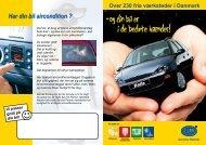 Har din bil aircondition ?