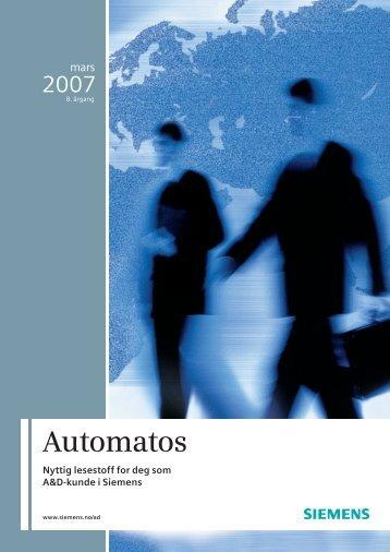 Automatos 1/2007 - Siemens AS