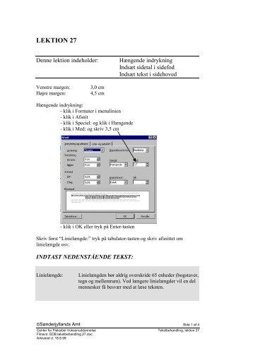 EDB tekstbehandling 27.pdf - Horsens HF og VUC