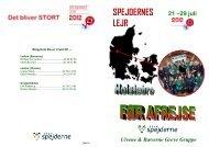 Spejdernes Lejr 2012- før afrejse ulve-bæver.pdf - Spejdernet