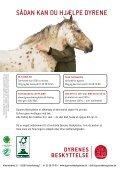 Svigt ikke din hest når den skal dø - Dyrenes Beskyttelse - Page 4