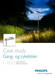 Gang- og cykelstier - Philips