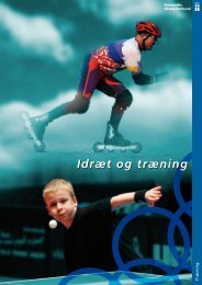 Idræt og træning - DIF