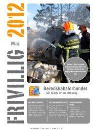 Frivillig Maj 2012 - Beredskabsforbundet