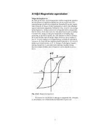 A14@3 Magnetiske egenskaber - Materials.dk