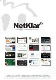 Hjemmeside 2   e-butik 3   Ret-selv-system 4 ... - netklar.dk