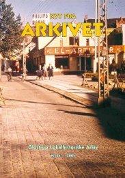 Nyt fra Arkivet nr. 34 - Glostrup Bibliotek