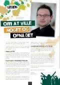 Nr. 3 maj 2011 Årsmøde 2011 | Mød kandidaterne ... - onlinecatalog.dk - Page 2