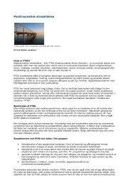 Posttraumatisk Stress: NetDoktor - Inform