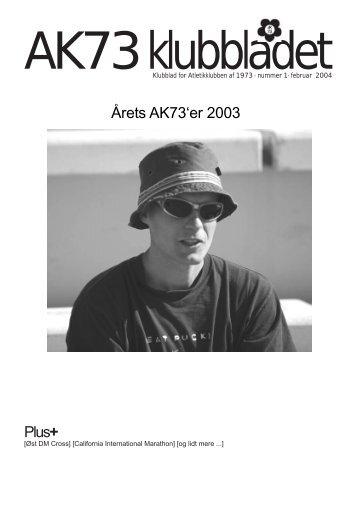 2004 nr. 1 - Ak73