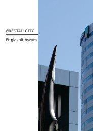 ØRESTAD CITY Et glokalt byrum - Peterkaasnielsen.dk