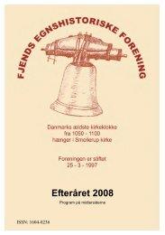 Efteråret 2008 - Fjendsnet.dk