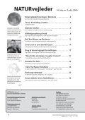 Naturvejledning i mørke - Naturvejlederforeningen i Danmark - Page 4