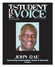 JOHN DAU - Get a Free Blog