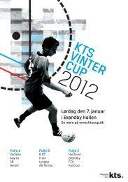 KTSVINTER CUP - KTS CUP