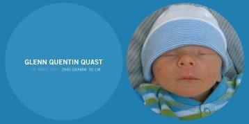 GLENN QUENTIN QUAST - Andrea Quast