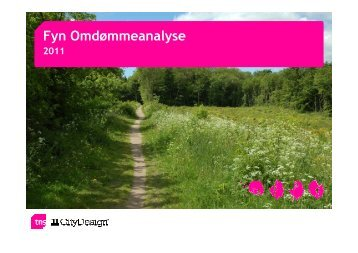 (Microsoft PowerPoint - Omd\370mmeanalyse for ... - Udvikling Fyn