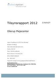 Ollerup Plejecenter - Svendborg kommune