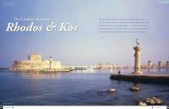Rhodos & Kos - Society World Magazine