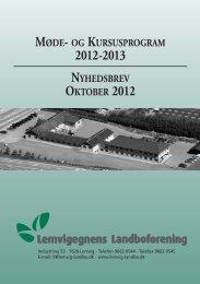 MØDEPROGRAM 2012-2013 - Noatun
