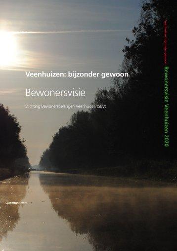 Bewonersvisie - Toekomst Veenhuizen