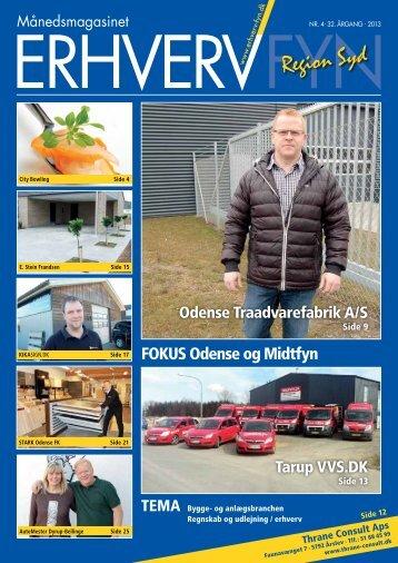 April 2013 - Velkommen til Erhverv Fyn