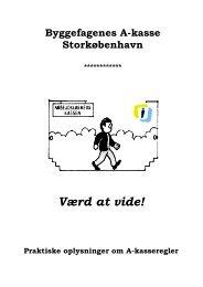 folder - Malernes Fagforening Storkøbenhavn