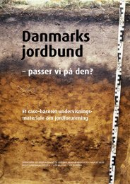 Danmarks Jordbund-passer vi på den - Emu
