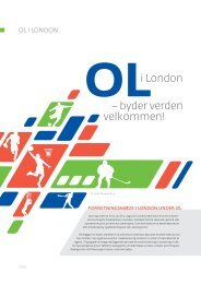 OL i London - CWT Meetings & Events