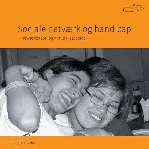 Sociale netværk og handicap - Servicestyrelsen
