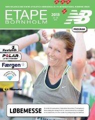 Program 2013 - Etape Bornholm