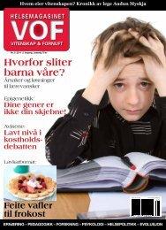 Hvorfor sliter barna våre? - DB Partner - DBPartner