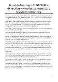 Læs bestyrelsens beretning her - printvenlig - Runeparken - Page 3