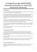 Læs bestyrelsens beretning her - printvenlig - Runeparken - Page 6