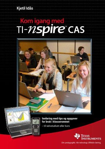 Kom i gang med TI-Nspire CAS