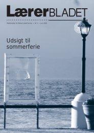 Udsigt til sommerferie - Danmarks Lærerforening - kreds 82